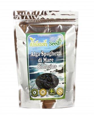Alga Spaghetti di Mare in Fiocchi Bio
