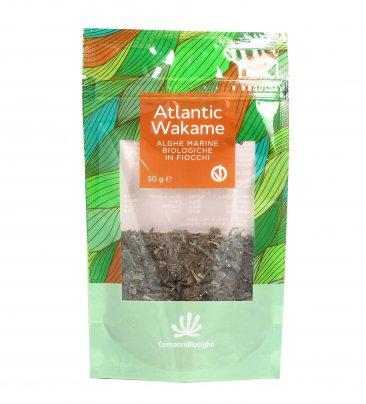 Atlantic Wakame - Alghe Marine in Fiocchi Biologiche