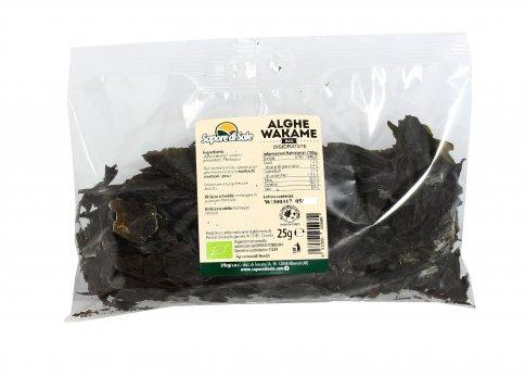 Alghe Wakame Bio Disidratate