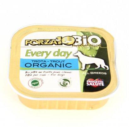Patè Cani Trota Bio - 100 gr.