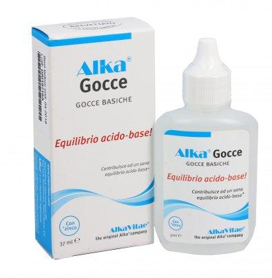 Alka Gocce - Gocce Deacidificanti