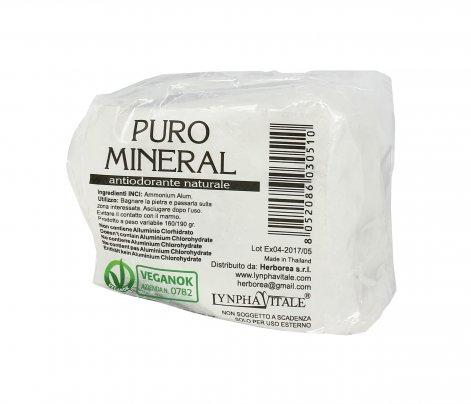 Antiodorante Naturale - Puro Mineral