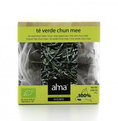 Té Verde Chun Mee Bio