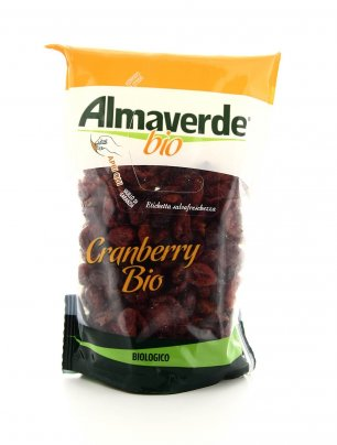 Sacchetto di Cranberry Bio 150 Grammi