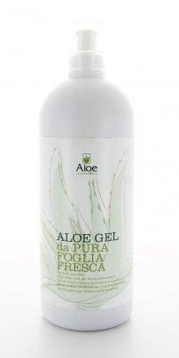 Aloe Gel da Pura Foglia Fresca 1000 ml