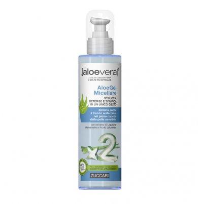 AloeGel Micellare - Detergente Viso