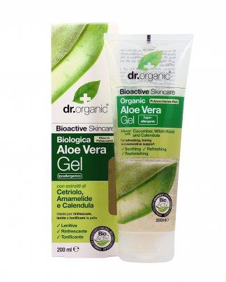 Aloe Vera Gel con Calendula e Cetriolo