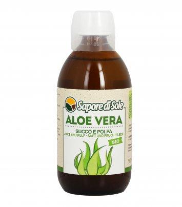 Aloe Vera Succo e Polpa