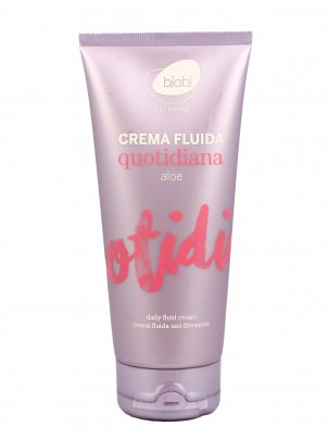 Crema Fluida Quotidiana all'Aloe