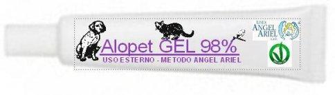 Alopet Gel 98% - 50 ml
