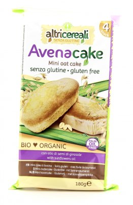 Avena Cake Bio - Altri Cereali