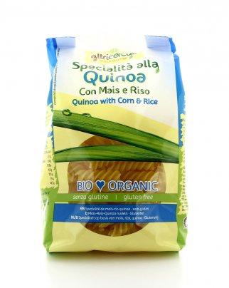 AltriCereali - Fusilli di Quinoa con Mais e Riso