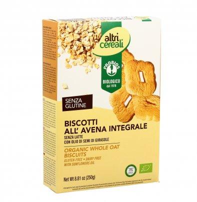 AltriCereali - Biscotti all'Avena Integrali