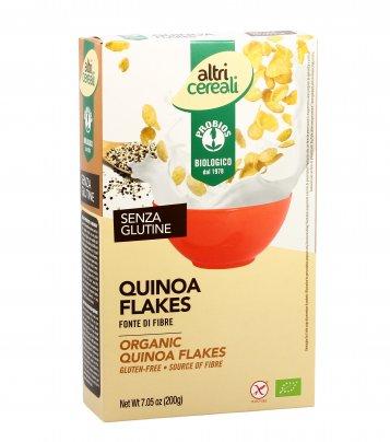 Cereali Colazione Quinoa Flakes Bio - AltriCereali