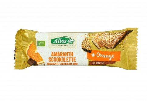 Barretta Amaranto con Cioccolato Fondente e Arancia