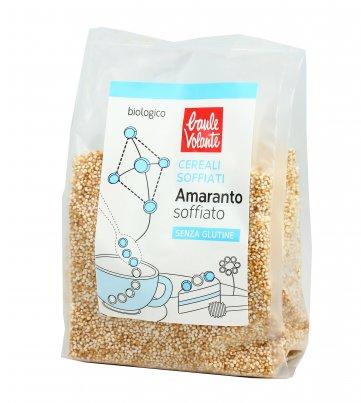 Amaranto Soffiato Bio - Senza Glutine