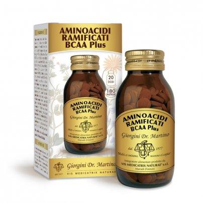 Aminoacidi Ramificati BCAA Plus - Vitamin Sport