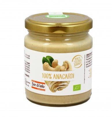 Crema 100% Anacardi Bio