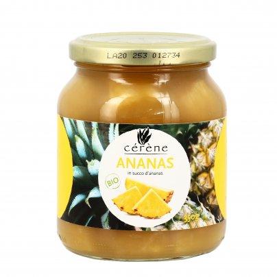 Ananas Bio a Cubetti in Succo
