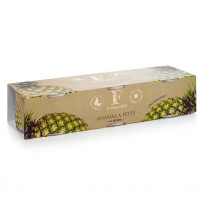 Ananas al Naturale in Succo