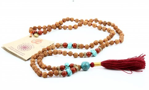 Collana Mala - Ancient Trust Mala