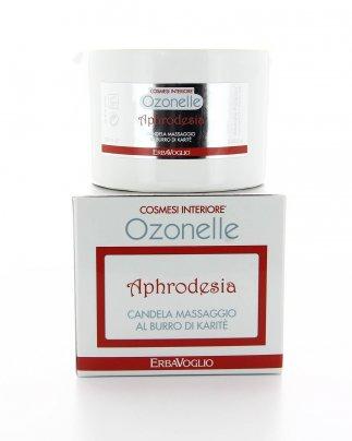 Aphrodesia - Candela Massaggio al Burro di Karité - Ozonelle
