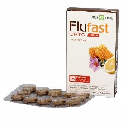 Flufast Urto con Cistovir - Primi Disturbi Raffreddamento