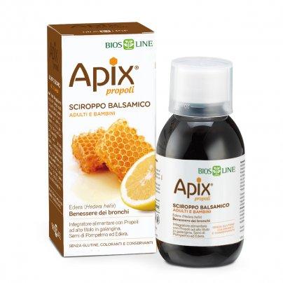 Sciroppo Balsamico per Adulti e Bambini - Apix Propoli