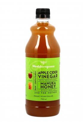 Aceto di Sidro di Mele con Miele di Manuka