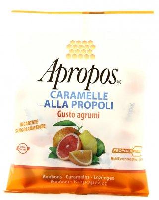 Apropos - Caramelle alla Propoli - Gusto Agrumi
