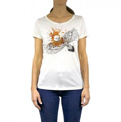 T-Shirt Donna Aquila Taglia S