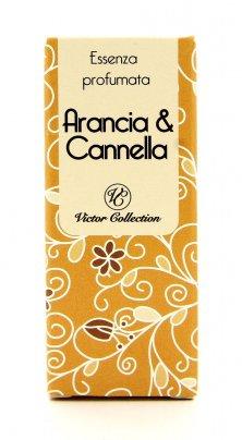 Arancia & Cannella - Essenza Profumata