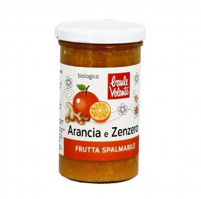 Composta di Frutta Bio - Arancia e Zenzero