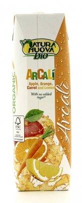 Arcalì - Succo di Arancia, Carota e Limone