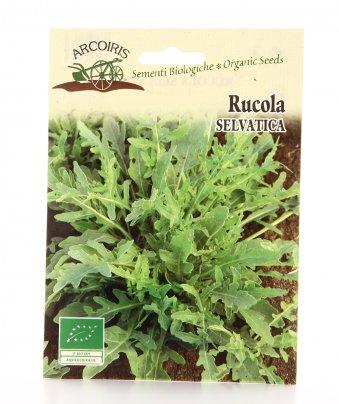 Rucola Selvatica Bio - 2 Gr