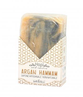 "Sapone Artigianale ""Argan Hamman"" - Hopi"