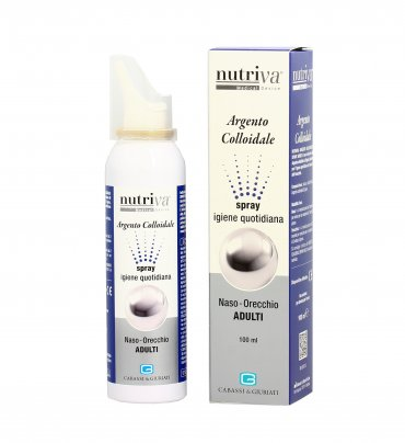 Argento Colloidale 20 ppm Spray - Adulti