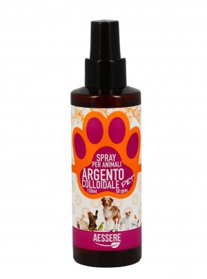Argento Colloidale Pet Spray 50 PPM - Per Animali