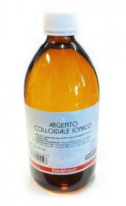Argento Colloidale Ionico  - 500 ml