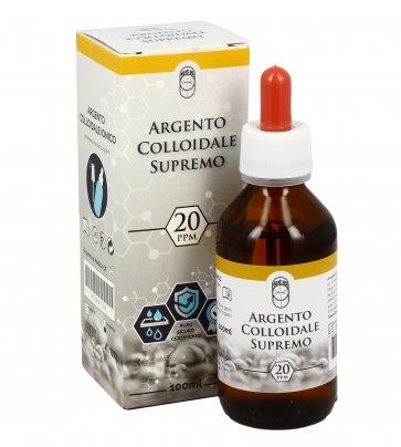 Argento Colloidale Supremo 20PPm