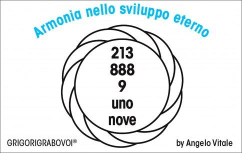 Tessera Radionica 103 - Armonia nello Sviluppo Eterno