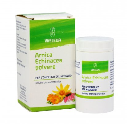 Arnica ed Echinacea in Polvere