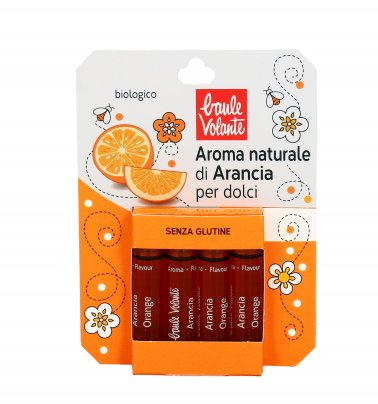 Aroma Naturale di Arancia per Dolci