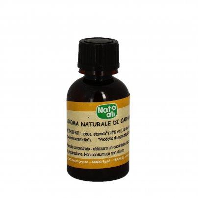 Aroma Naturale di Caramello Bio