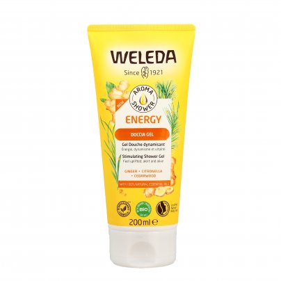 Doccia Gel Energizzante - Aroma Shower Energy