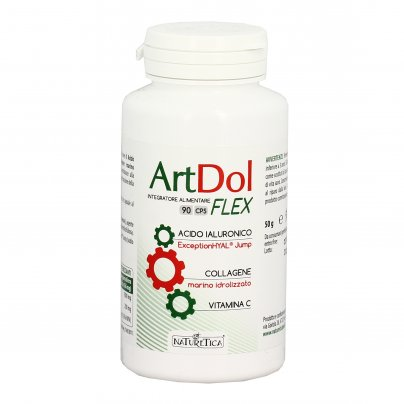 Artdol Flex con Acido Ialuronico - Cartilagine e Ossa