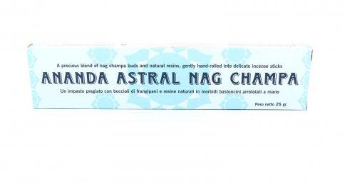 Ananda Incenso Astrale - Nag Champa