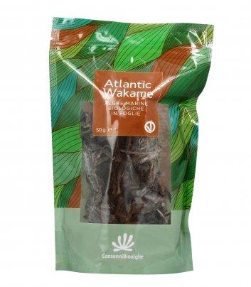 Atlantic Wakame - Alghe Marine in Foglie Biologiche