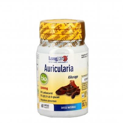 Auricularia Bio - Integratore Difese Naturali