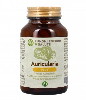 Auricularia Plus in Compresse
